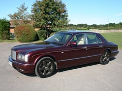 Navigate to Lot 334 - 2000 Bentley Arnage Red Label