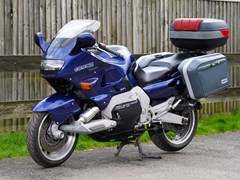 Navigate to Lot 102 - 1994 Yamaha GTS 1000
