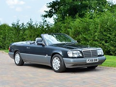 Navigate to Lot 131 - 1996 Mercedes-Benz E320 Sportline Cabriolet