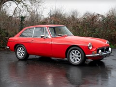 Navigate to Lot 226 - 1972 MG B GT