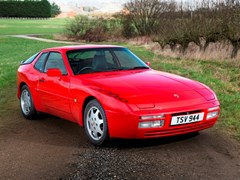 Navigate to Lot 137 - 1991 Porsche 944 Turbo