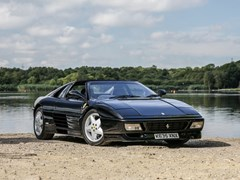 Navigate to Lot 240 - 1993 Ferrari 348 TS