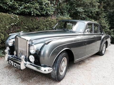 Ref 115 1961 Bentley S2 Continental Flying Spur
