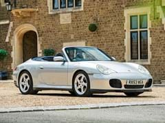 Navigate to Lot 238 - 2003 Porsche 911 (996) Carrera 4S Cabriolet Tiptronic