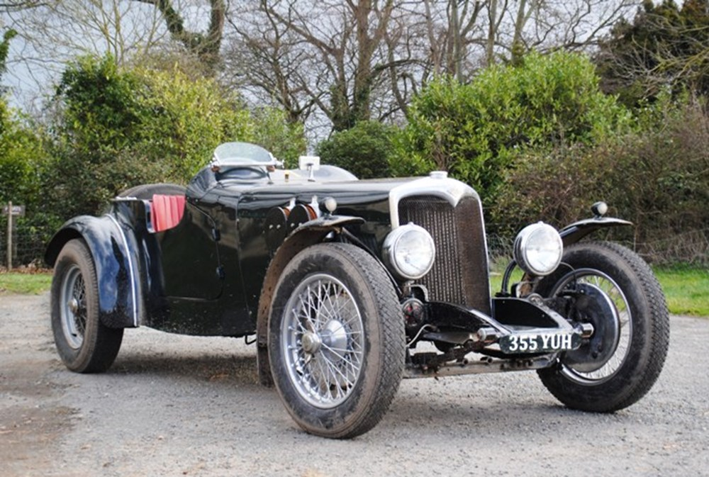 Lot 264 - 1936 Riley Falcon 12/4