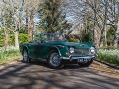Navigate to Lot 269 - 1966 Triumph TR4A IRS