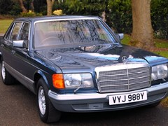 Navigate to Lot 224 - 1982 Mercedes-Benz 500SEL