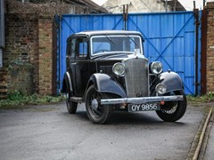 Navigate to Lot 110 - 1934 Vauxhall 14 Light Six Saloon