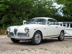 Navigate to Lot 123 - 1962 Alfa Romeo Giulietta Sprint