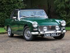 Navigate to Lot 111 - 1970 MG Midget