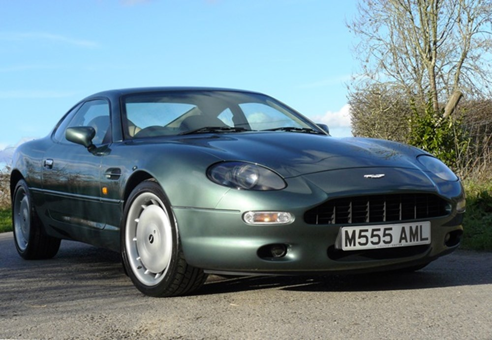 Lot 224 - 1994 Aston Martin DB7 – 3,300 Miles From New