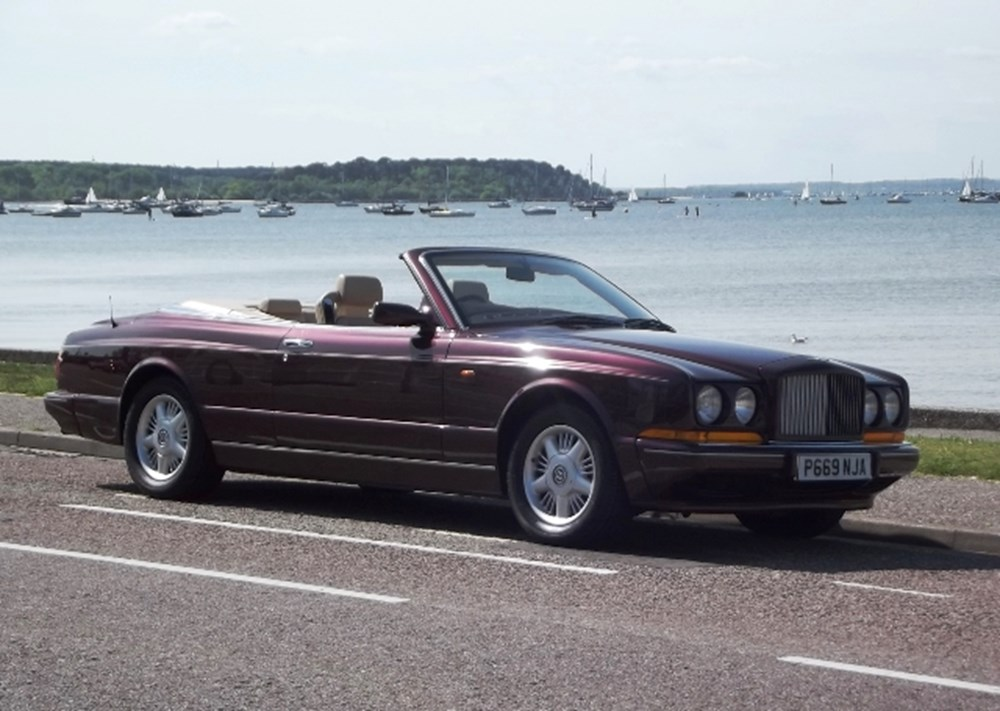 Lot 258 - 1997 Bentley Azure