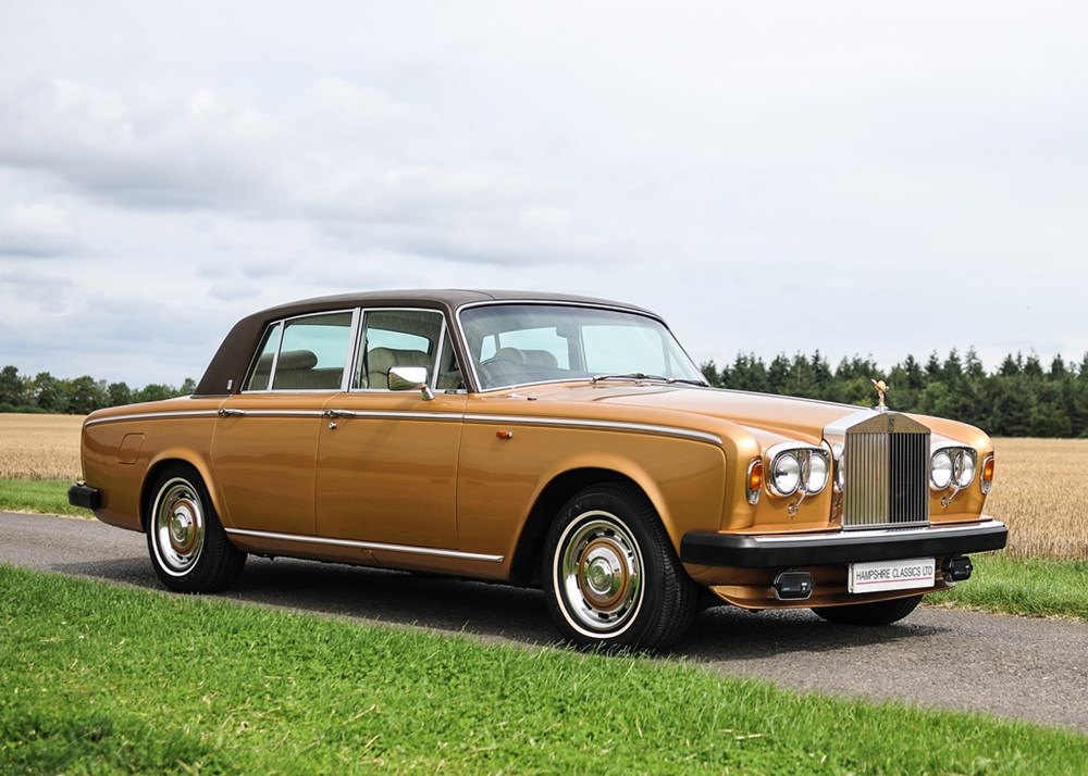 Lot 151 - 1979 Rolls-Royce Silver Shadow II