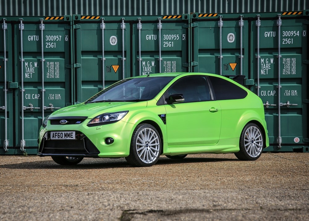 Lot 143 - 2010 Ford Focus RS