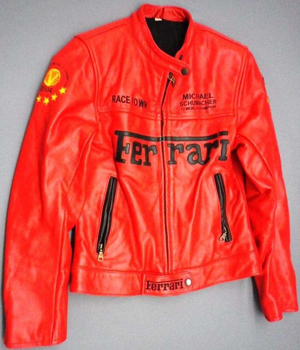 Lot 20 - Ferrari jacket.