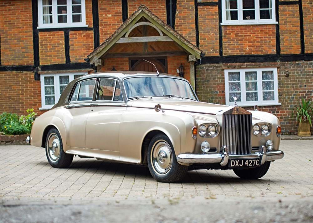 Lot 198 - 1965 Rolls-Royce Silver Cloud III