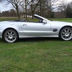 Ref 163 2002 Mercedes-Benz SL 500 Roadster -