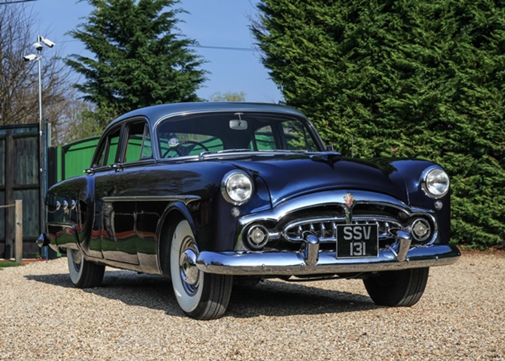 Lot 174 - 1951 Packard Patrician 400 Saloon