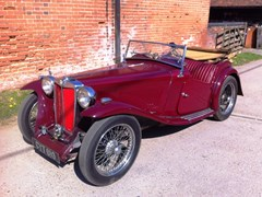 Navigate to Lot 334 - 1936 MG TA