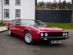 Navigate to Lot 221 - 1983 Lamborghini Espada Series III