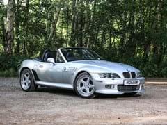 Navigate to Lot 217 - 2001 BMW Z3 (3.0 litre)