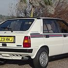 1984 Lancia Delta HF Martini Turbo MT16 -