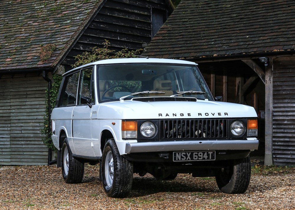 Lot 238 - 1979 Range Rover (Two-door)