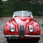 1954 Jaguar XK120SE Roadster -