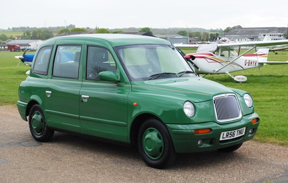 Lot 419 - 2006 Lti London Taxi TXII Gold