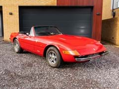 Navigate to Lot 190 - 1973 Ferrari Daytona Evocation by Autokraft