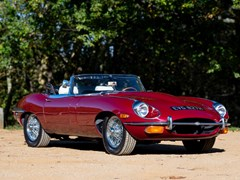 Navigate to Lot 324 - 1970 Jaguar E-Type Series II Roadster (4.2 litre)  *WITHDRAWN*