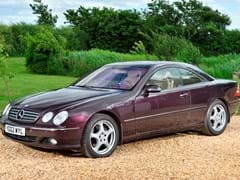 Navigate to Lot 115 - 2002 Mercedes-Benz CL 500