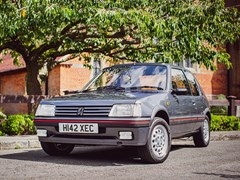 Navigate to Lot 238 - 1991  Peugeot 205 GTi (1.6 litre)