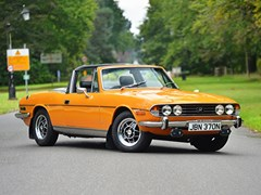 Navigate to Lot 201 - 1975 Triumph Stag