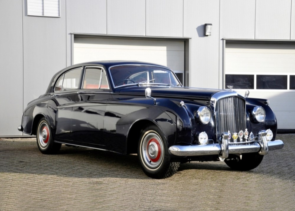 Lot 182 - 1956 Bentley SI by James Young 'Ex-Lady Docker'