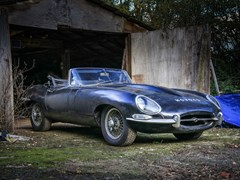 Navigate to Lot 285 - 1966 Jaguar E-Type Series I Roadster (4.2 litre)