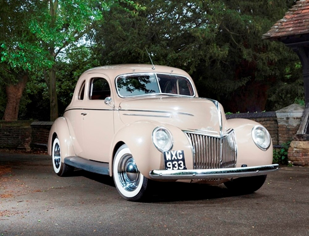 Lot 231 - 1939 Ford Deluxe Coupé/Street Rod