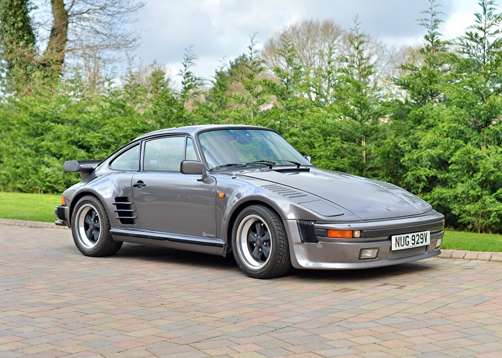 Lot 308 - 1980 Porsche 911/930 Turbo Flatnose