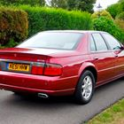 Ref 119 1999 Cadillac Seville STS -