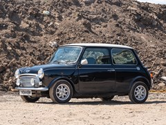 Navigate to Lot 266 - 2001 Rover Mini Cooper