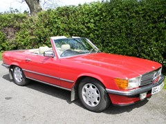 Navigate to Lot 332 - 1981 Mercedes-Benz 500SL