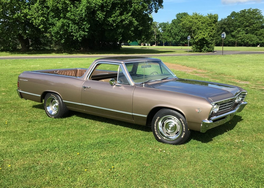 Lot 263 - 1967 Chevrolet El Camino