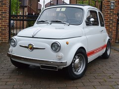 Navigate to Lot 335 - 1970 Fiat Abarth 595 S Recreation
