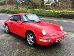 Navigate to Lot 173 - 1990 Porsche 911 Carrera 4