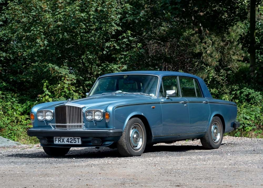 Lot 250 - 1979 Bentley T2