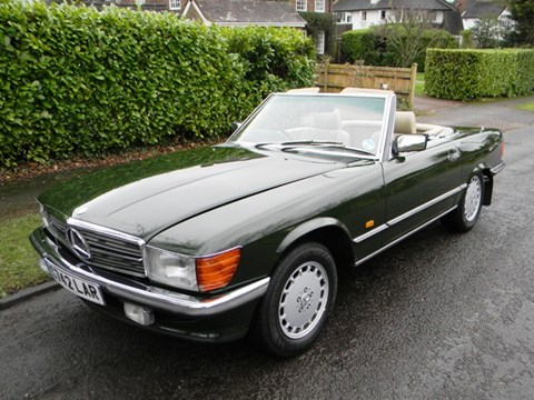 1986 Mercedes-Benz 300SL