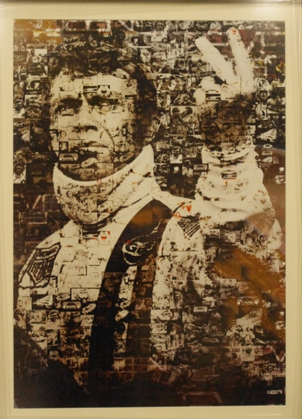 Lot 87. - A limited edition Steve McQueen print.
