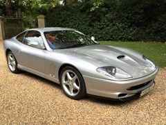 Navigate to Lot 304 - 1998 Ferrari 550 Maranello