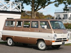 Navigate to Lot 303 - 1969 Dodge A108 Window Van