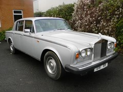 Navigate to Lot 354 - 1980 Rolls-Royce Silver Shadow II *WITHDRAWN*
